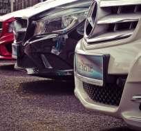El impuesto se aplica a los vehículos de mayor cilindraje y con más años de circulación. Foto: Archivo