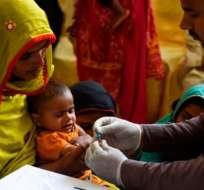 Casi 700 pacientes de Pakistán contaminados por VIH. Foto: AFP - Referencial
