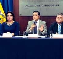 ECUADOR.- El ministerio de Finanzas trabaja en el mecanismo y será implementado en cuatro semanas. Foto: Twitter