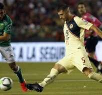 El ecuatoriano habló sobre la lesión que le impidió continuar jugando en la final. Foto: VICTOR CRUZ / AFP
