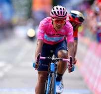 El ciclista nacional cumplirá 26 años el próximo miércoles. Foto: LUK BENIES / AFP