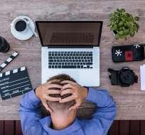 """El desgaste profesional fue descrito como """"resultante de un estrés crónico en el trabajo"""". Foto: Pixabay"""