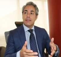 Luis Manfredi, director ejecutivo de la LigaPro.