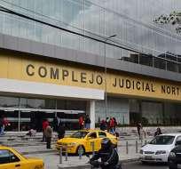 María Sol Larrea está procesada por supuesto peculado. Foto: Fiscalía