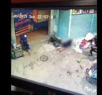 Foto: captura del video