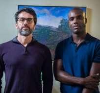La exitosa producción brasileña aborda, entre otros, el tema de la homosexualidad. Foto: Tv Globo