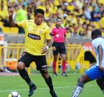 El 28 de mayo cumplió su sanción el jugador.