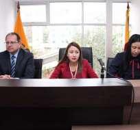 La defensa de Pamela Martínez y Laura Terán había apelado su detención. Foto: Fiscalía