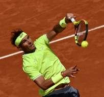 El tenista español superó al alemán Yannick Maden en tres sets. Foto: Philippe LOPEZ / AFP