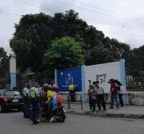 Desde este jueves 30 de mayo, policías desarrollan operativos de control.  Foto: API