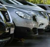 ECUADOR.- El presidente anunció en su informe a la Nación la eliminación de este tributo a vehículos. Foto referencial