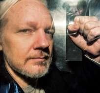 En mayo se abrió en Suecia una investigación por presunta violación en el 2010. Foto: AFP