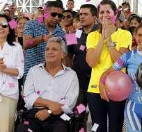 Es el ofrecimiento del presidente Moreno tras el triunfo de Carapaz en el Giro de Italia. Foto: AFP