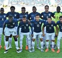 Ecuador venció por 3-1 a la selección de Uruguay.