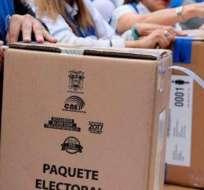 ECUADOR.- La medida se daría por demoras en la entrega de credenciales en Los Ríos. Foto: Archivo