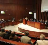 Asamblea y Ministerio de trabajo viabilizan pago a jubilados. Foto: Twitter