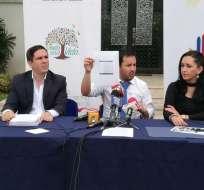 Rematan 15 propiedades incautadas de caso Petroecuador. Foto: Twitter Iván Granda