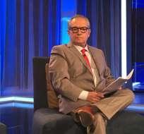 Khalifé tiene experiencia como entrevistador, presentador, productor y director. Foto: El Telégrafo