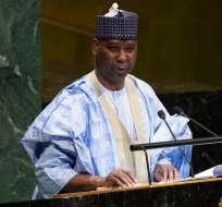 EE.UU.- Tijjani Muhammad-Bande asumirá la presidencia de la Asamblea General en septiembre. Foto: ONU