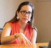 La semana pasada la ministra de Salud acudió a la Comisión de Fiscalización. Foto: Global Fund