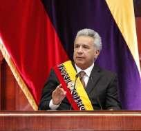 ECUADOR.- Según nuevo artículo de 'Arroz verde', campaña Moreno-Glas habría recibido $7,7 millones. Foto: Twitter