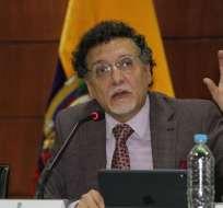 Según contralor Pablo Celi, también se examina el control del CNE en los últimos procesos. Foto: Archivo API