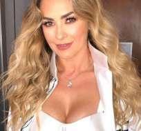 La actriz mexicana muestra un físico que derrocha sensualidad. Foto: Archivo Instagram