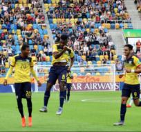 Ecuador sub-20 pasó a semifinales del Mundial de la categoría por primera vez. Foto: Tomada de @FEFecuador