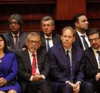 En los 15 meses de funciones, el Consejo transitorio cesó a 33 autoridades y funcionarios. Foto: CPCCS