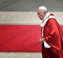 Vaticano debate sobre la cuestión del género. Foto: AFP
