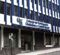 ECUADOR.- Los integrantes del CPCCS buscan evitar una eventual eliminación del organismo. Foto: Archivo