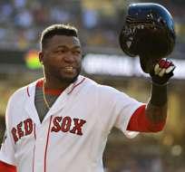 El dominicano es una leyenda de los Red Sox.