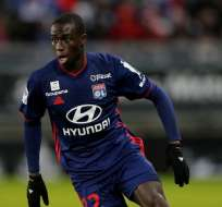 Ferland Mendy, lateral francés que brilló con el Lyon.