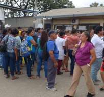 Analizan medidas de contingencia en cárceles de Ecuador. Foto: API