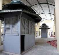 El nuevo espacio dispondrá de más puestos, ventilación adecuada y orden. Foto: Twitter