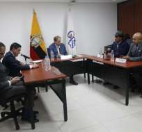 Los integrantes del nuevo Consejo de Participación Ciudadana serán posesionados el jueves. Foto: API