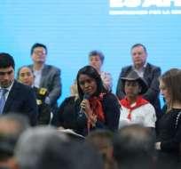 La iniciativa también aceptará cooperación internacional, indicó el vicepresidente. Foto: Vicepresidencia