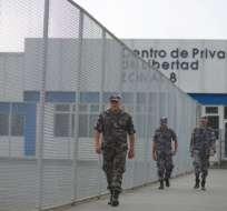 Visitas de familiares a personas privadas de la libertad siguen suspendidas en Guayaquil. Foto: API