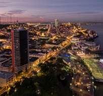 Guayaquil, el destino que más creció en congresos y convenciones. Foto: Archivo - Referencial