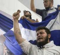 Los opositores fueron liberados bajo una polémica ley de amnistía. Foto: AFP