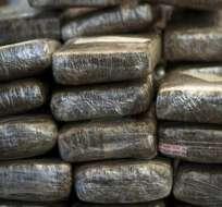 9 detenidos vinculados al cártel de Sinaloa. Foto: Captura referencial