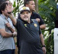 El astro argentino criticó a su selección tras la derrota 2-0 ante Colombia. Foto: PEDRO PARDO / AFP