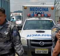 Presuntos causantes de crisis carcelaria acumulan hasta 70 años de condena. Foto: API