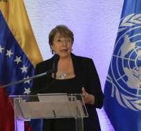 """Previamente, Maduro dijo que asumirá con """"seriedad"""" sus recomendaciones. Foto: AFP"""