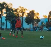 El entrenador de la selección ecuatoriana también cambiará el diseño táctico del equipo. Foto: Tomada de @FEFecuador