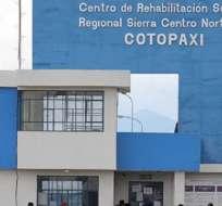 Verifican presunta amenaza contra Glas en cárcel de Latacunga. Foto: Archivo