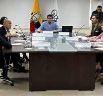 QUITO, Ecuador.- La propuesta de eliminar el organismo cobra fuerza tras las denuncias contra José Tuárez. Foto: Archivo