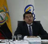 ECUADOR.- Según el expresidente del CNE transitorio, el titular del CPCCS no constó como religioso. Foto: API