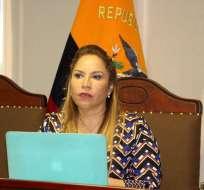 Federación de Abogados también incluyó en acusación a Jimmy Salazar, esposo de Martínez. Foto: Archivo Flickr CC