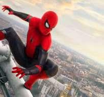 La cinta es protagonizada por el actor Tom Holland. Foto: fayerwayer.com